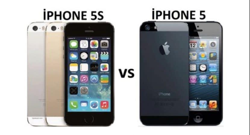 Phân biệt 2 phiên bản iPhone 5 và 5S qua hiệu năng và tiện ích