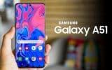 Galaxy A51 cài sẵn Android 10, giao diện One UI 2.0, pin 4.000 mAh