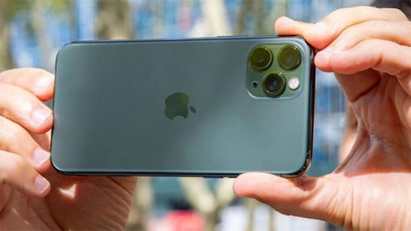 iPhone 11 Pro Max sở hữu con chip Apple A13 Bionic mạnh mẽ bậc nhất hiện nay