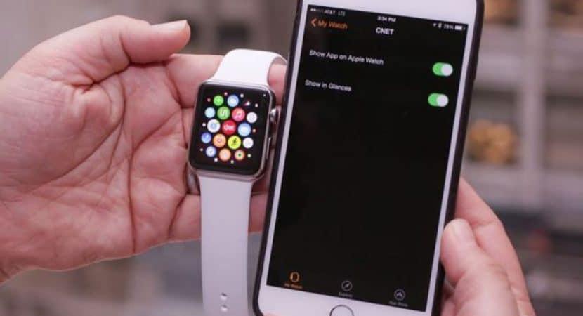 Thực hiện thêm hoặc xóa ứng dụng trên Apple Watch tương tự như trên iPhone