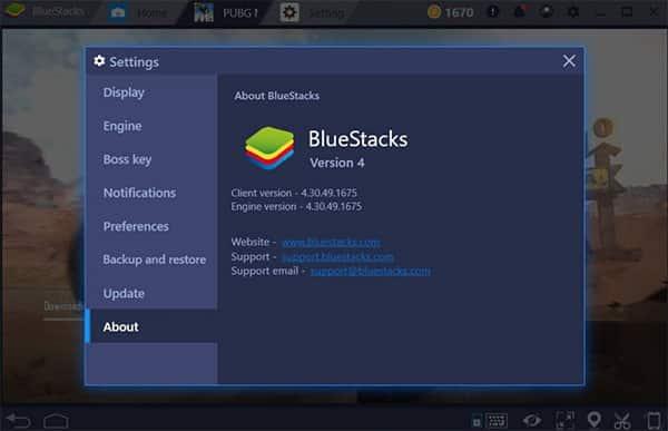 Bluestacks là một trình giả lập Android trên máy tính