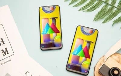 Samsung Galaxy M21 dung lượng pin 6000mAh mà giá chỉ 5,49 triệu đồng