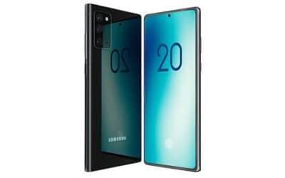 HÌnh ảnh báo chí Samsung Galaxy Note 20