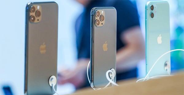 Miễn phí iCloud 50GB trong 12 tháng khi mua điện thoại iPhone 11 kèm gói cước