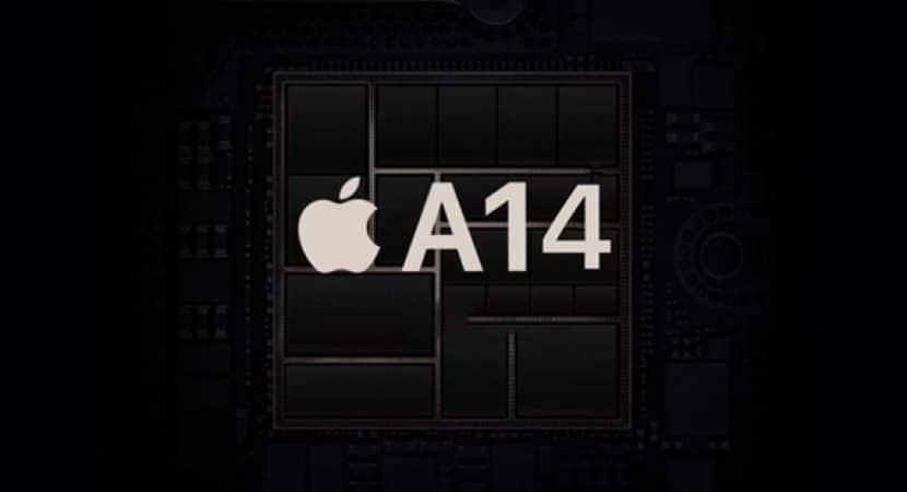 Con chip Apple A14 Bionic trên iPhone 12