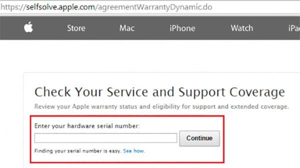 Cách kiểm tra iPhone đã Active chưa (1)
