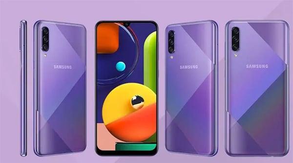 Đánh giá cấu hình Galaxy A51 và Galaxy A50s (1)