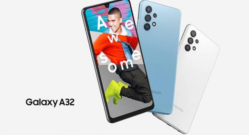 Đánh giá màn hình Galaxy A32