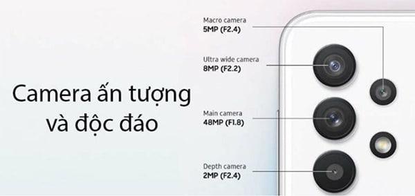 Đánh giá Camera Galaxy A32