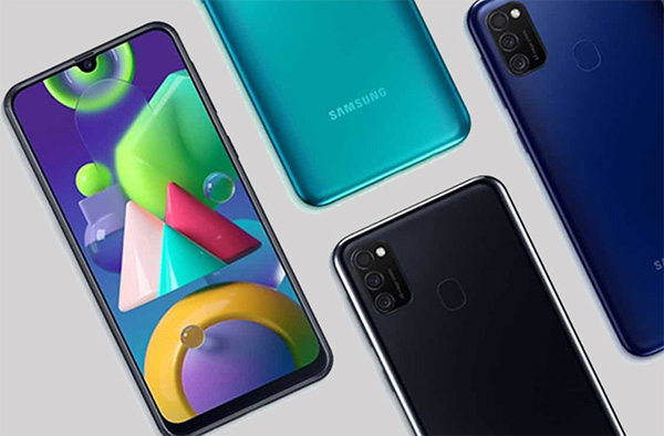Samsung Galaxy M21 Pin 6000mAh, cấu hình khá ổn trong phân khúc giá