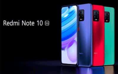 Redmi Note 10 5G là một trong những smarthone 5G giá rẻ nhất hiện nay