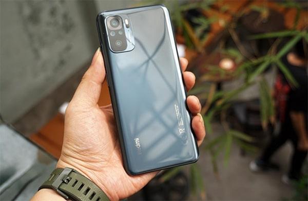 Redmi Note 10, smartphone chơi game giá 5 triệu tốt nhất