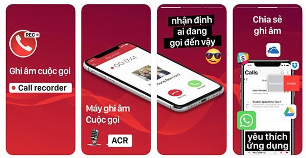 Ứng dụng Call Recorder