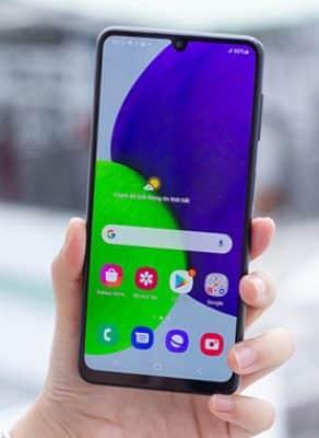 Điện thoại giá 5 triệu có tấm nền Super AMOLED 90Hz