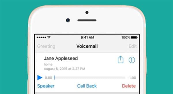 Voicemail là gì?