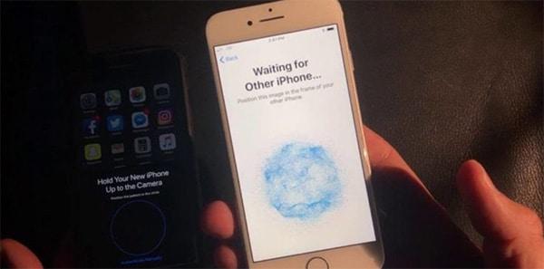 Chuyển danh bạ từ iPhone sang iPhone bằng QR Code